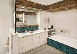 Rustic Tile Bathroom - 2 4 subway tile bathroom rustic with chrome faucet chrome faucet