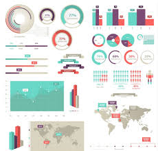 100 infographic vector elements