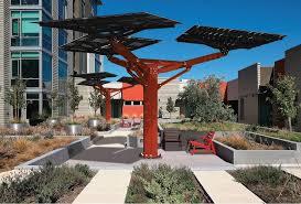 renewable energy sculpture trestle from spotlight solar solar