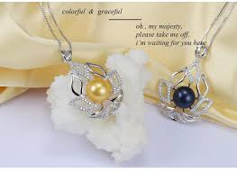 pendant necklace earring images Hengsheng amazing price fine pearl jewelry set pendant necklace jpg