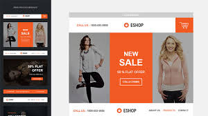 fashion e shop 20 best fashion ecommerce email templates web graphic design