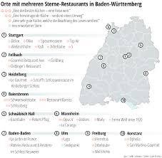 Baden Wuttemberg Guide Michelin Baden Württemberg Hat Nun 74 Sterne Restaurants