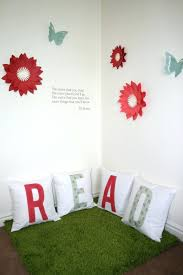 decorations how to decorate a small reading nook kids reading