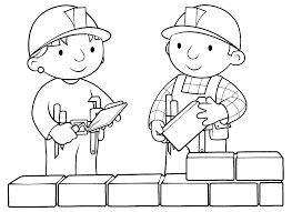 bob builder u0027s coloring pictures kids coloring pages