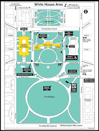 Floor Plan White House House Area Map