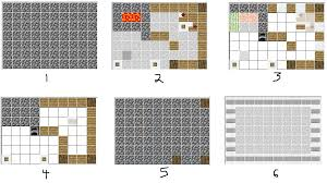 How To Make A House Floor Plan How To Make A Villager Houses Minecraft Blog
