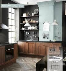 ikea cuisine en bois ordinary cuisine amenagee chene clair 7 cuisine bois noir ikea