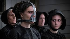 brimstone mask martin koolhoven talks the harrowing horrors of brimstone the