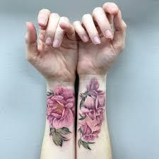 thea duskin wild rose wrist tattoo 2017 artsy