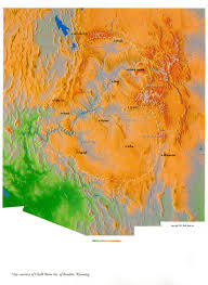 Map Of New Mexico And Arizona by Definition Colorado Plateau Exploring The Colorado Plateau