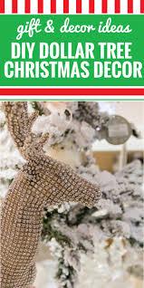 simple diy dollar tree christmas decor ideas my life and kids