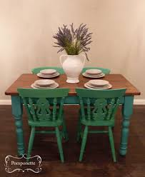 Dining Room Table For 2 Kitchen Marvelous Painted Dining Room Table Round Dining Table