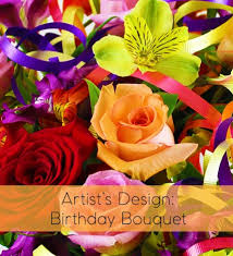 birthday bouquet artist s design birthday bouquet avas flowers
