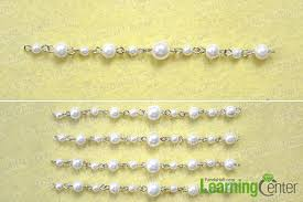 pearl necklace jewellery making images Latest pearl necklace design how to make long layered bead jpg