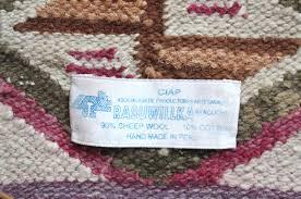 Kilim Rug Vintage Peruvian Kilim Rug 1960s For Sale At Pamono