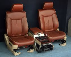 Ford F350 Truck Seats - king ranch interior ebay
