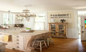 28 farmhouse kitchen island ideas 35 cozy and chic