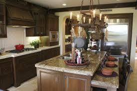 kitchen island with sink and bar
