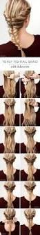 best 20 easy hair tutorials ideas on pinterest braided hair