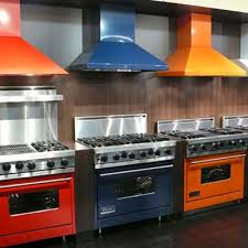 colorful kitchen appliances the latest in kitchen appliances viking stove stainless steel and