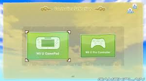 Wind Waker Map Wind Waker Hd Gamepad Vs Pro Controller Comparison Video Zelda