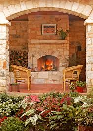 custom outdoor living design ideas dearth design austin tx