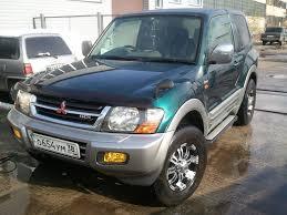 mitsubishi pajero 2000 мицубиси паджеро 2000 года 3 5 л доброго дня всем бензин