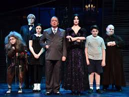 the addams family u201d at beef and boards dinner theatre a seat on