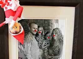 on shelf reindeer on the shelf ideas makes a rudolph family