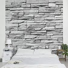 steinwand wohnzimmer baumarkt fototapete steintapete ashlar masonry vliestapete quadrat