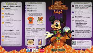 mickey u0027s not so scary halloween party 2013 touringplans com blog