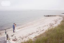 cape cod beach wedding in west yarmouth ma on ocean in september