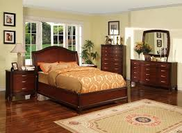 ideal color with cherry bedroom furniture design ideas and decor