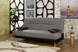 Modern Sleeper Sofa Bed Astounding Black Foam Sectional Sofa Bed White Fur Rug Simple
