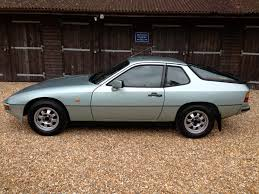 classic porsche models 1984 porsche 924 coupe being auctioned at barons auctions