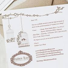 Invitation Card For Grand Opening Reneoct Com Golden Lace Shop Grand Opening Event By Reneoct