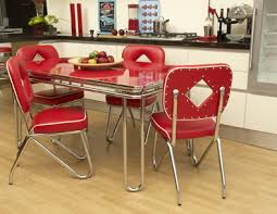 Diner Style Kitchen Table by Diner Style Chairs Uk Bedroom And Living Room Image Collections