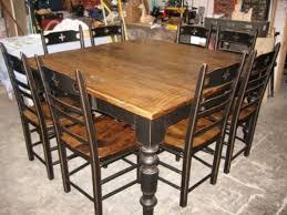 table cuisine en bois captivant table cuisine bois chaise carrelée de grange massif eliptyk