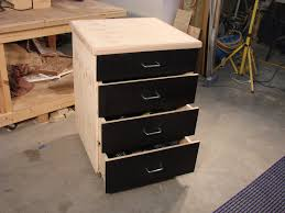 Parts Of Kitchen Cabinets 61 Build A Simple Mobile Shop Storage Cabinet Part 2 Youtube