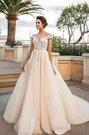 a line gown wedding dresses best 25 embroidered wedding dresses ideas on