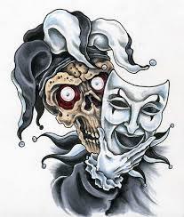 court jester tattoos design 2023 823x970 pixel jester