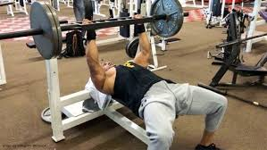 Max Bench Workout The Rock Makes A 275 Pound Bench Go A Long Way