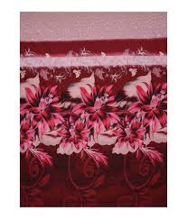Buy Cheap Double Bed Sheets Online India Homefab India Luxury 3d Printed Double Bed Sheet Buy Homefab