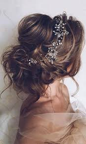 hairstyles for weddings for 50 best 25 messy bridal hair ideas on pinterest messy wedding hair