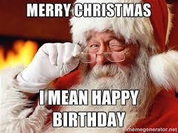 December Birthday Meme - a shoutout to december birthdays