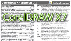 corel draw x6 keyboard shortcuts pdf coreldraw x7 shortcuts cheat sheet version 1 artalbum org ua