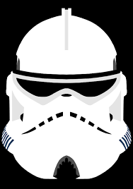 by p d clone trooper helmet v2 by pd black on deviantart