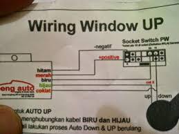 diy tutorial pasang modul auto up kaca jendela ayla unhan87
