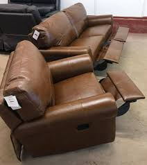 brand new heart of house salisbury 3 seater recliner leather sofa