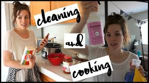 The Frugal Homemaker by Day In The Life Of A Homemaker Vlog Style Clean And Cook With